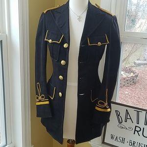 Rare Vintage 1935era military jacket SO AWESOME